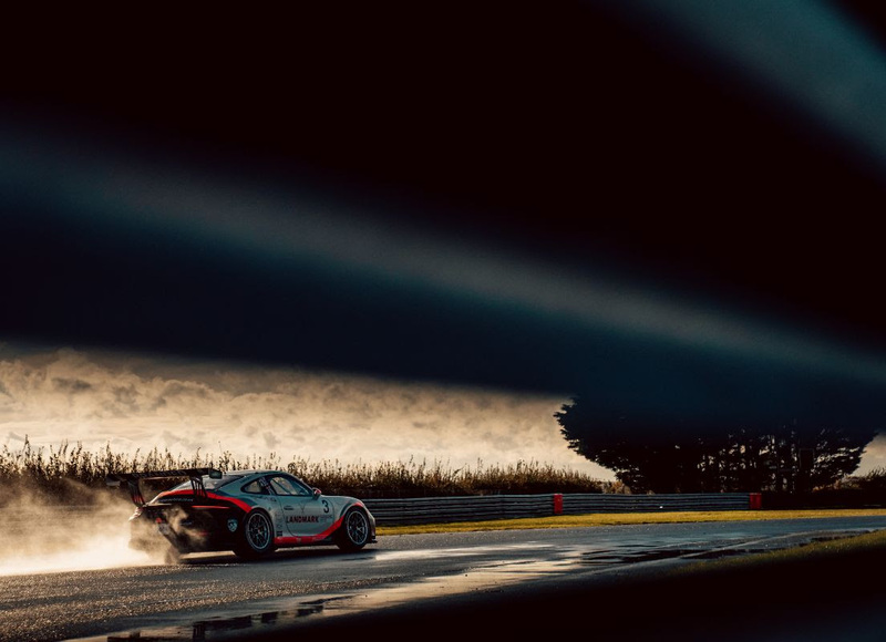 Esmee Hawkey Porsche GT3 Cup, Snetterton 2020