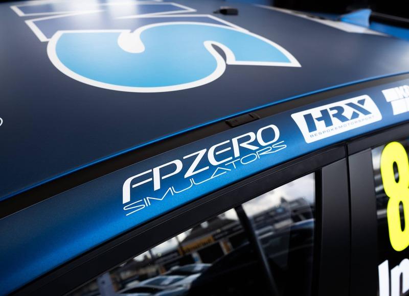 FPZERO x EXCELR8 Motorsport, BTCC