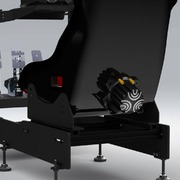 FPZERO Direct Tactile Feedback - Buttkicker Advance BK-4
