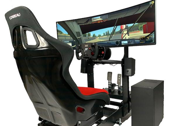 FPZERO Clubsport high-end simulator