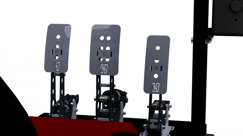 Heusinkveld Sprint pedals