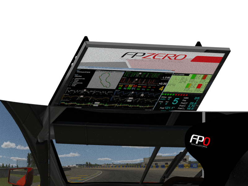 Custom high performance PC designed for simulation