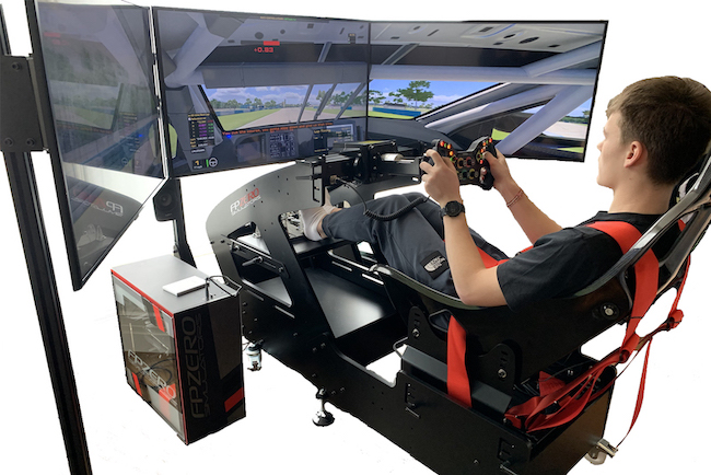 FPZERO Pro II professional grade simulator