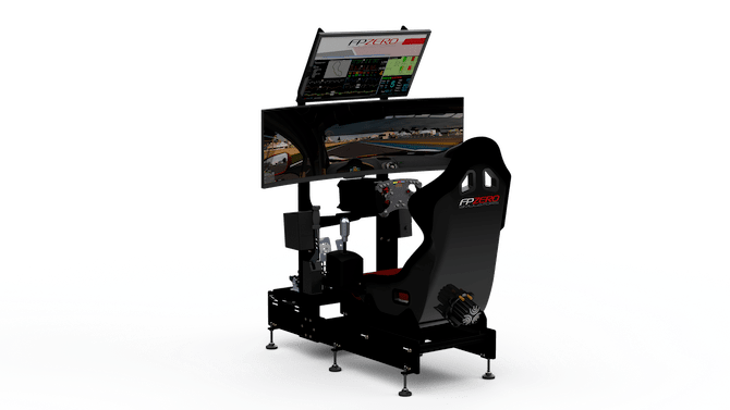 FPZERO Clubsport high-end racing simulator