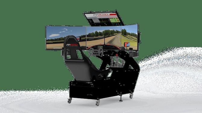 FPZERO Pro II Formula professional racing simulator